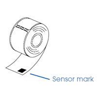 Sensor mark labels